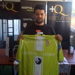 David Ruiz - Burrito - en su presentación como jugador del Manacor FS (Copiar)