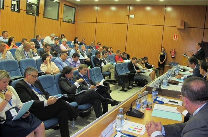 Miquel Jaume asiste a la Asamblea de la LNFS