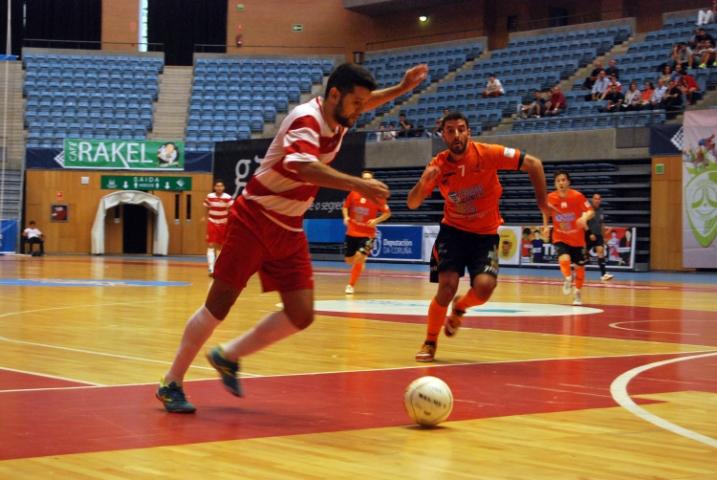 Burrito, autor de dos de los goles del Palma Futsal (Copiar)