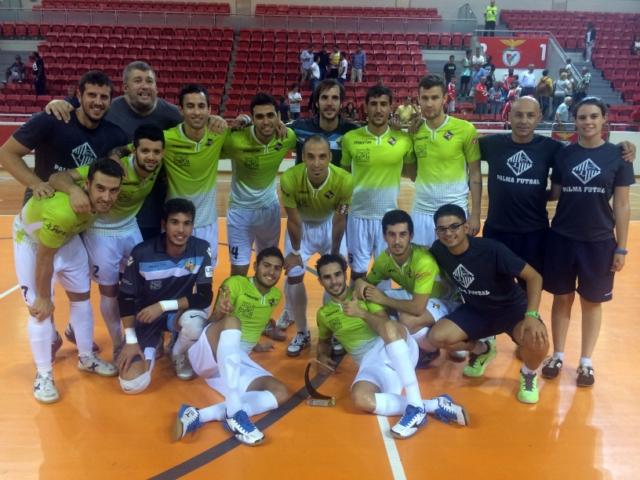 El Air Europa Palma Futsal, campeón en Lisboa 1 (Copiar)
