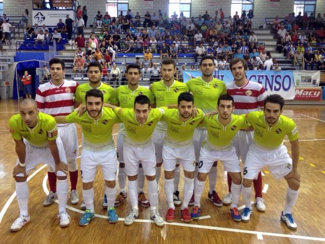 Formación del Palma Futsal en Jumilla 1 (Copiar)