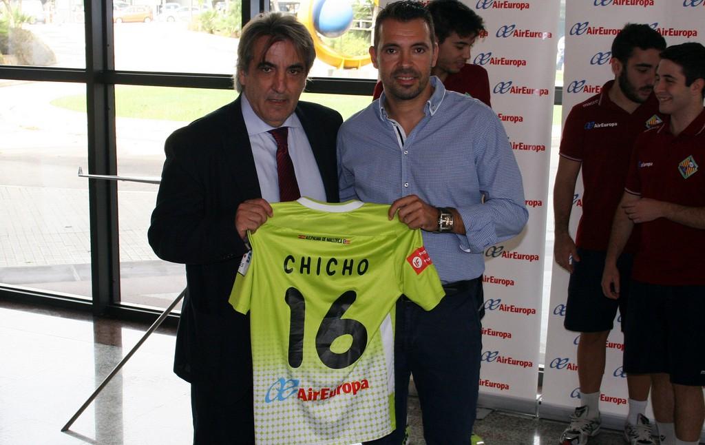 Mario Hidalgo y José Tirado en las instalaciones de Globalia (Copiar)