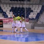 Celebración del gol de Chicho, el segundo del partido 2 (Copiar)