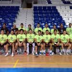 Foto del Palma Futsal antes del entrenamiento de este jueves web