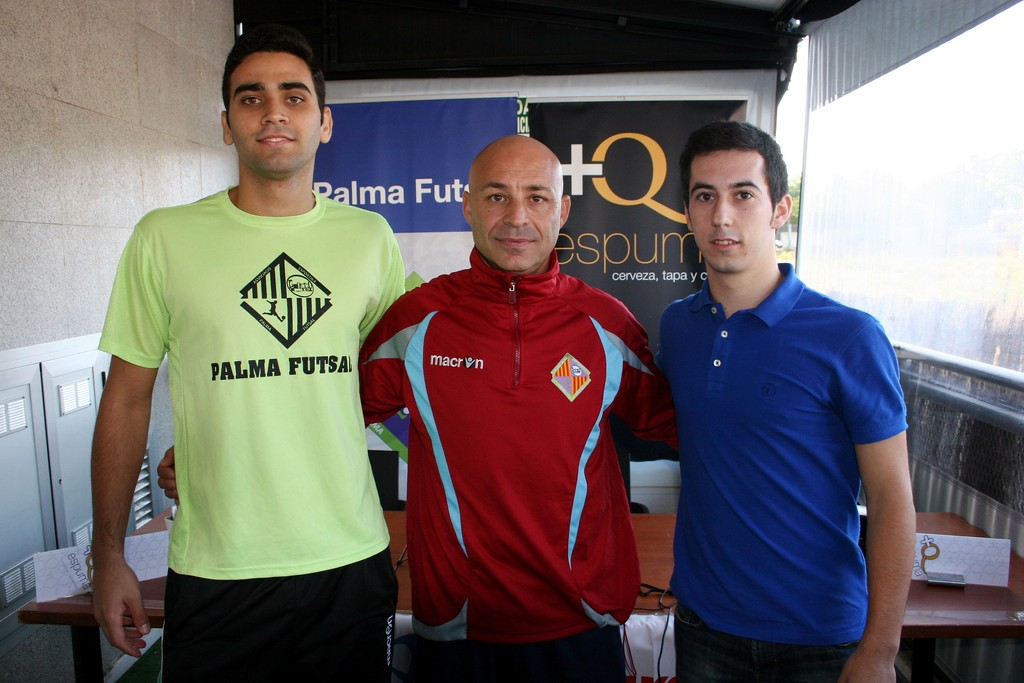 Tomaz, Juanito y Joselito, en +Qespuma 1 (Copiar)