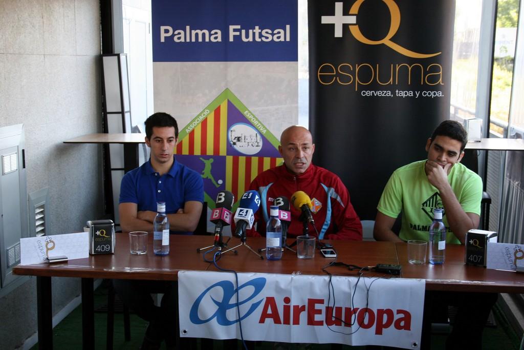 Tomaz, Juanito y Joselito, en +Qespuma 3 (Copiar)