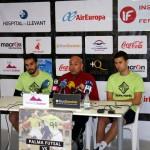 Chicho, Juanito y Paradynski, hoy, en la rueda de prensa 1 (Copiar)