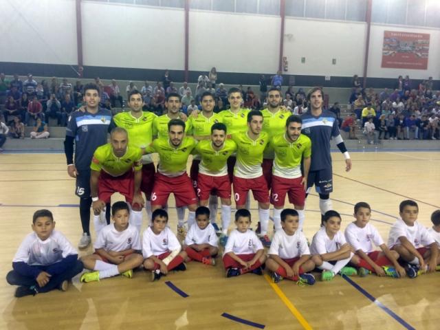 El Palma Futsal ya está en los cuartos de final de la Copa del Rey ...