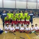 Formación del Palma Futsal ante Las Cuevecitas (Copiar)