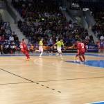 Un momento del partido entre el Palma Futsal y ElPozo Murcia (Copiar)