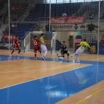 Una acción del partido entre el Palma Futsal y ElPozo Murcia (Copiar)