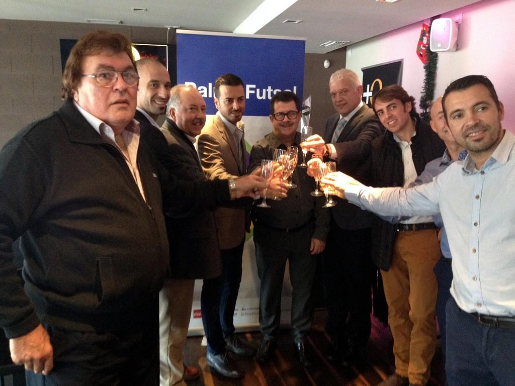 Representantes del Palma Futsal y de las principales instituciones de Baleares 1 (Copiar)