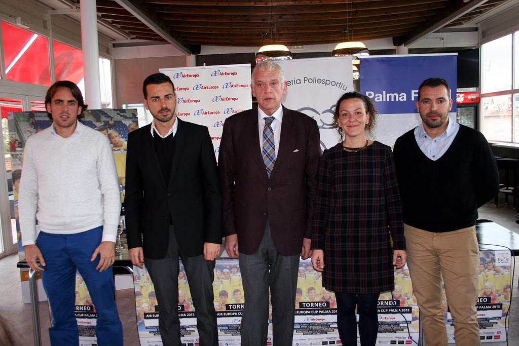 Joan Antoni Ramonell, Javier Morente, Damià Vich, Virginia Cursach y José Tirado 2 (Copiar)
