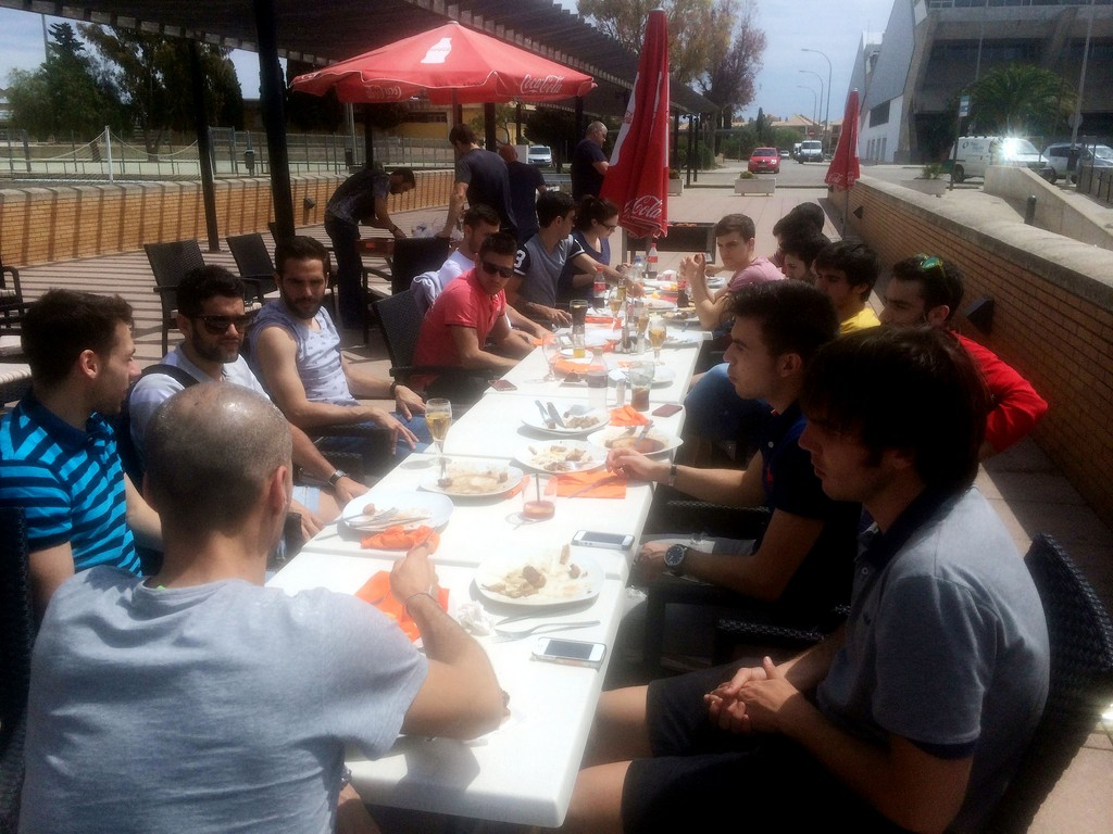 Comida previa al play-off 1 (Copiar)