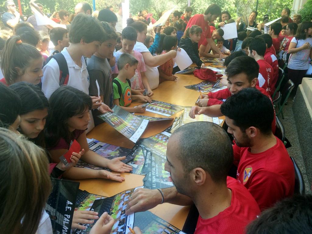 Visita al colegio de Son Ferrer 3 (Copiar)