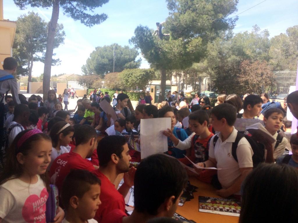 Visita al colegio de Son Ferrer 4 (Copiar)