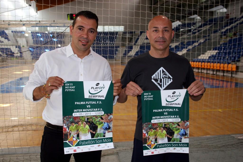 José Tirado y Juanito, en Son Moix 1 (Copiar)