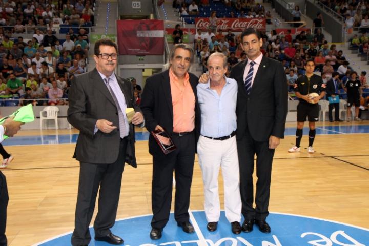 Miquel Jaume, Mario Hidalgo, José María García y José Manuel Saorín (Copiar)