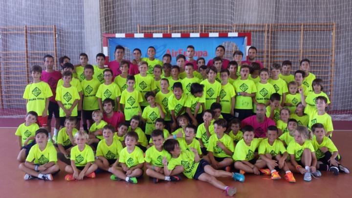 Foto de grupo del campus de Palma con Vadillo y Barrón (Copiar)