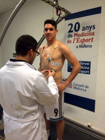 Pizarro se prepara para la prueba de esfuerzo (Copiar)