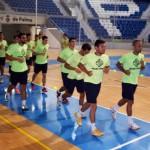 El Palma Futsal inicia la pretemporada en Son Moix 1 (Copiar)