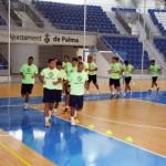 El Palma Futsal inicia la pretemporada en Son Moix 2 (Copiar)