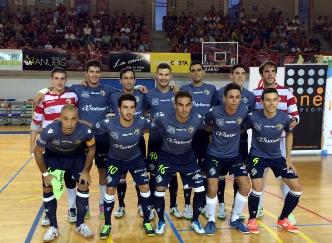Formación del Palma Futsal 1 (Copiar)