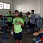 Primer día de trabajo del Palma Futsal en el gimnasio de Son Moix (Copiar)