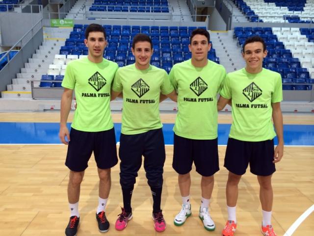 Tripodi, Nico Sarmiento, Pizarro y Colacha (Copiar)