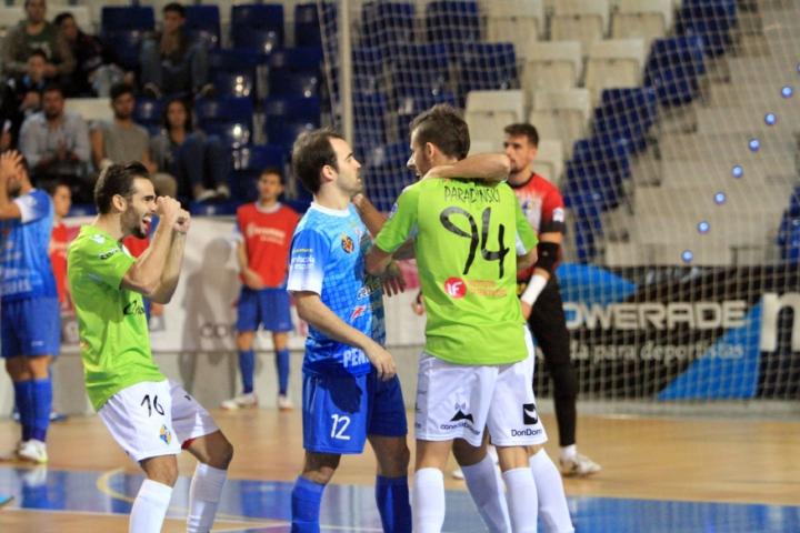 Celebración del gol de Sergio (Copiar)