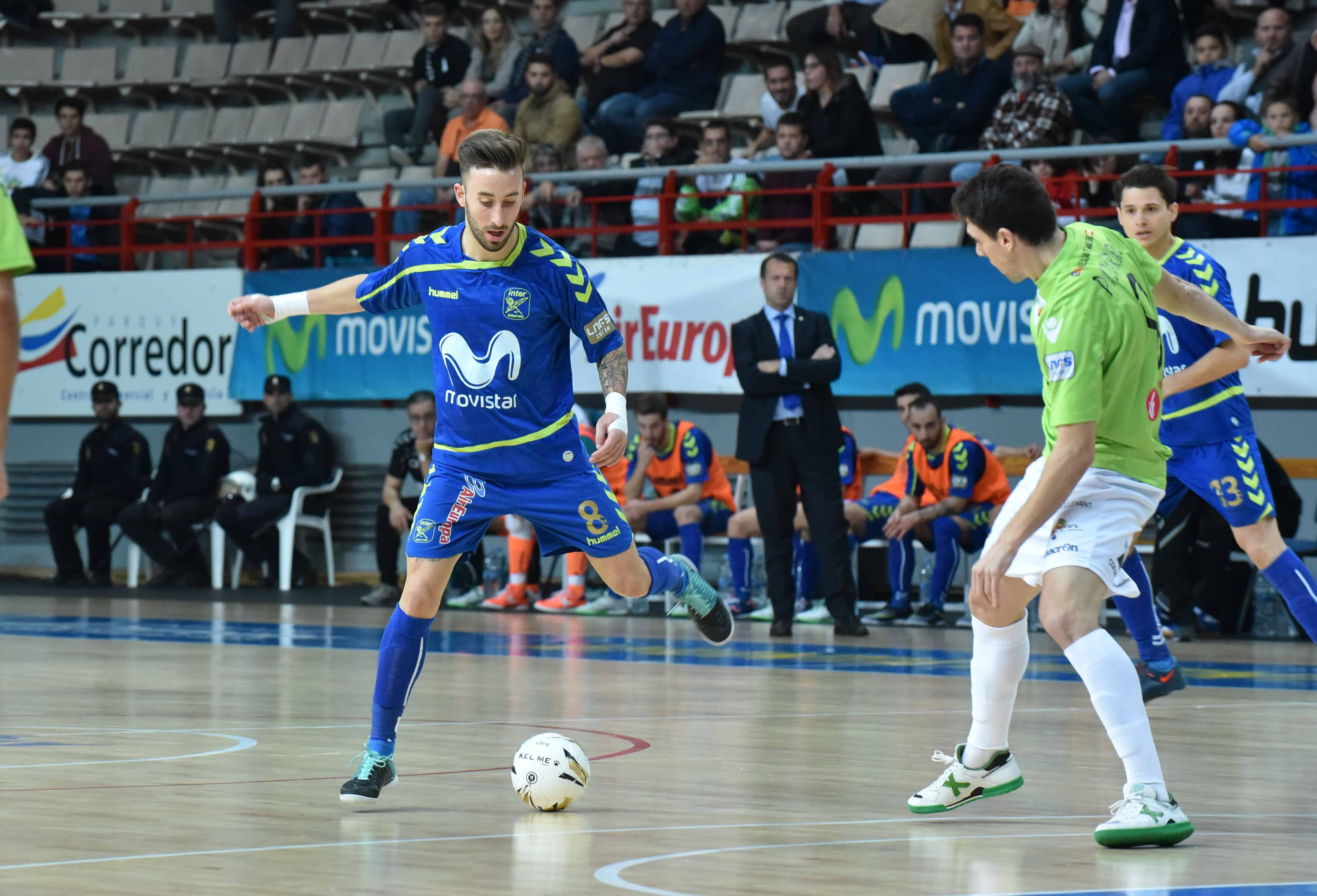 Movistar Inter-Palma Futsal12