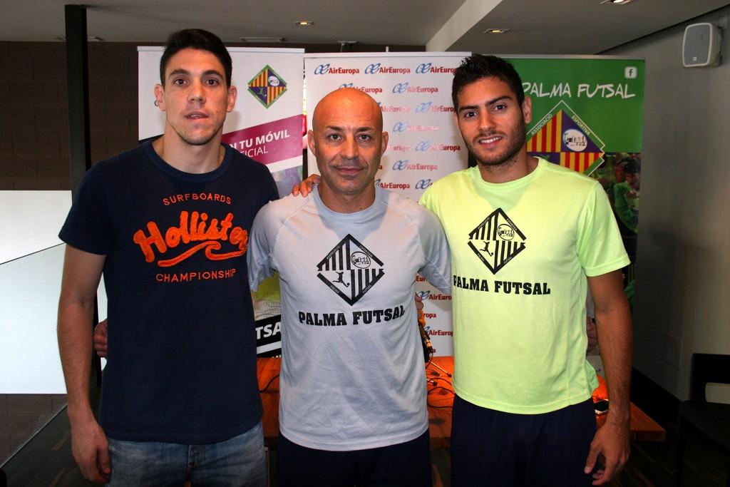 Pizarro, Juanito y Taffy, en MásQEspuma (Copiar)