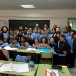 Con los alumnos del colegio CP Balmes de Palma 3 (Copiar)