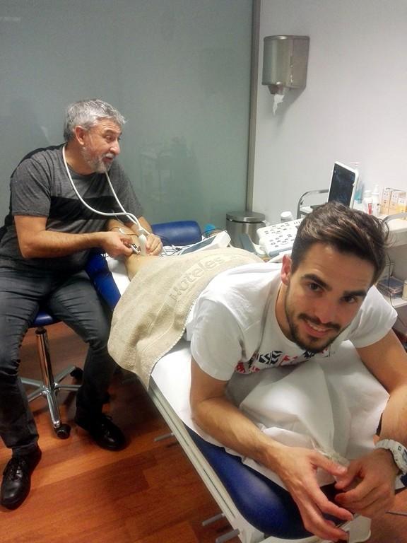 Chicho se somete al tratamiento con células madre con el doctor Miquel Mas 1 (Copiar)