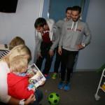 El Palma Futsal en el Hospital Quirónsalud Palmaplanas 3 (Copiar)