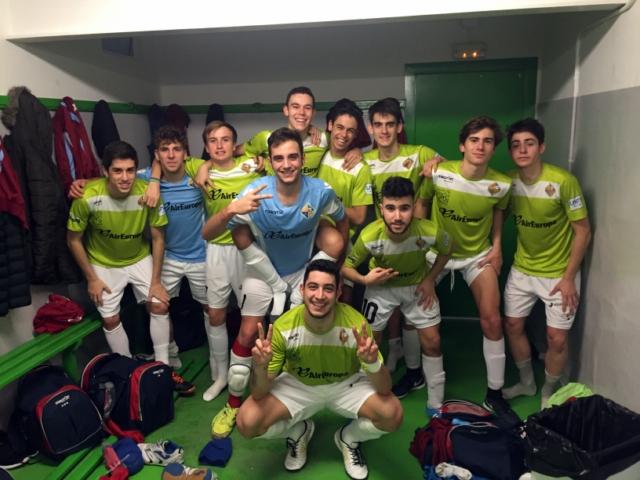 El Palma Futsal juvenil encadena 11 partidos sin perder (Copiar)