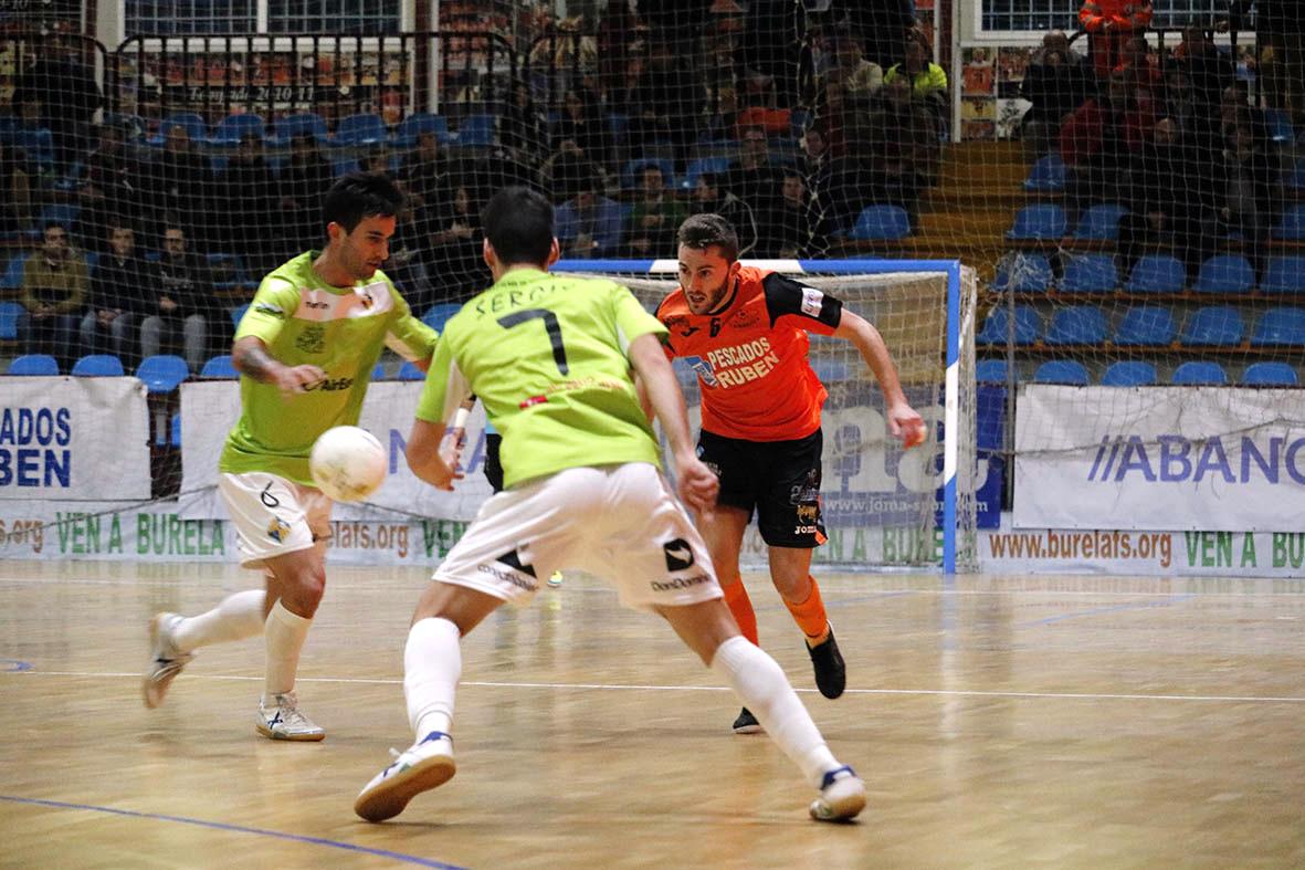 Joao y Sergio defienden ante Iago