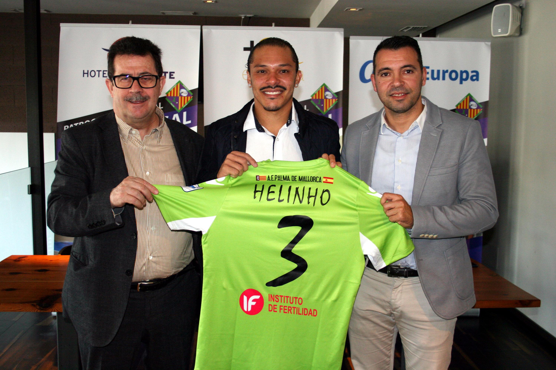 Miquel Jaume, Helinho y José Tirado 1