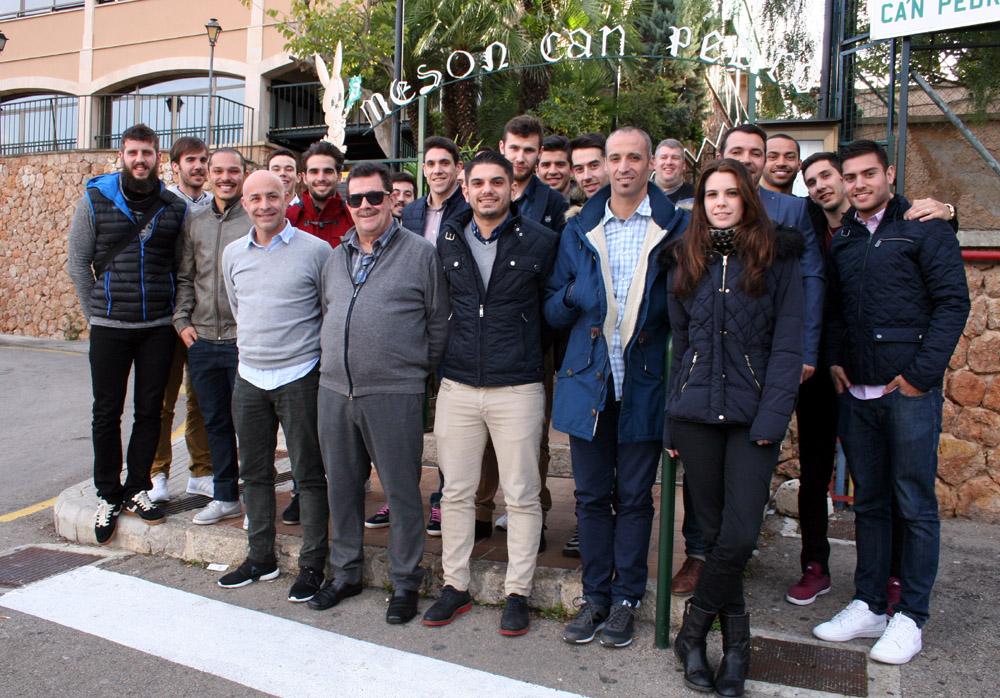 El Palma Futsal une fuerzas de cara al gran reto web