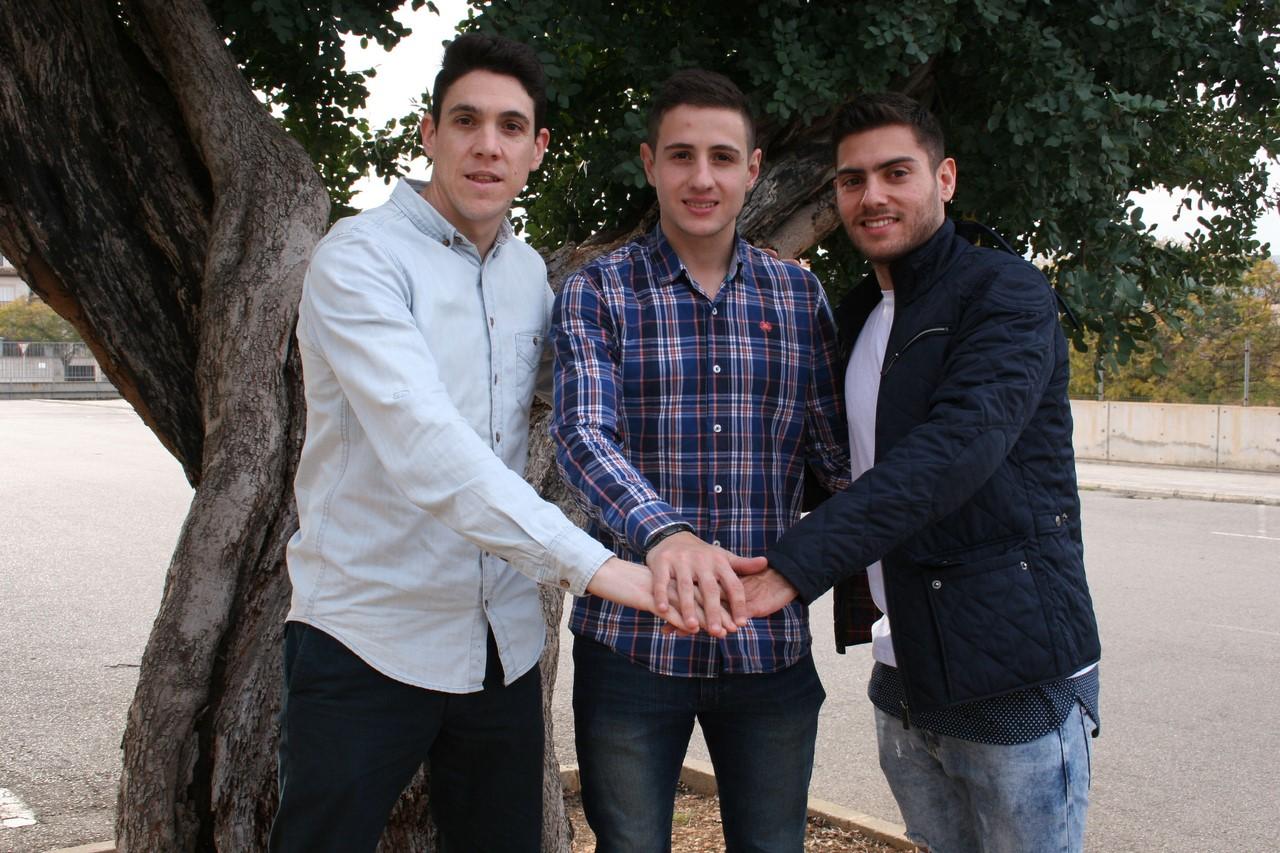 Pizarro, Nico y Taffy 1 (Copy)