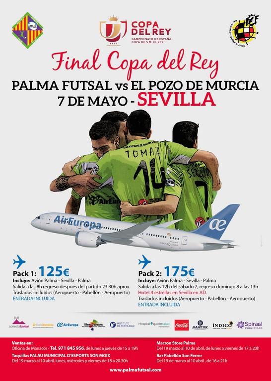 Cartel viaje a Sevilla - Final de la Copa del Rey (Copy)