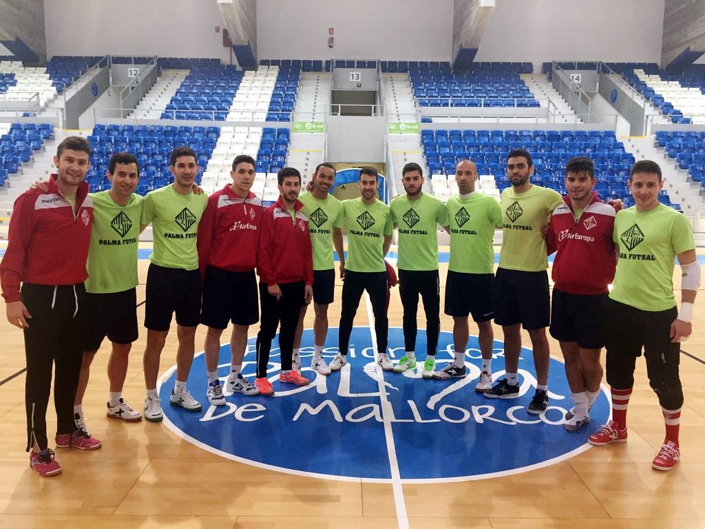 Los convocados para el partido del Movistar Inter, en Son Moix 1 (Copiar)