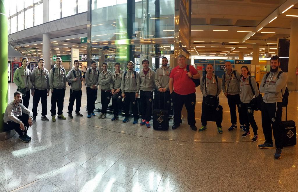 Panorámica del Palma Futsal en el Aeropuerto de Son Sant Joan (Copy)