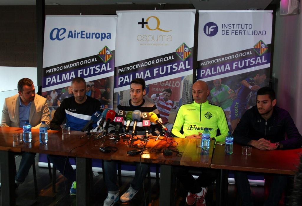 Presentación de la copa de España en Palma 2 (Copy)