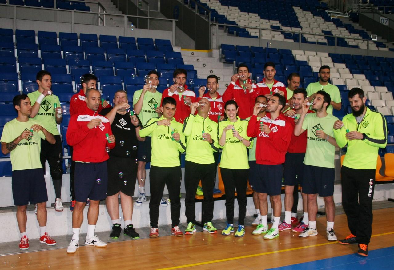 El Palma Futsal se une a las pompas por la fibrosis quística 1 (Copy)