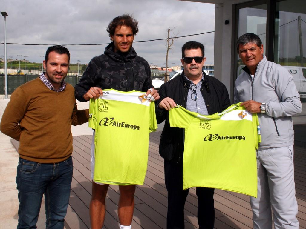 José Tirado, Rafael Nadal, Miquel Jaume y Toni Nadal 1 (Copy)