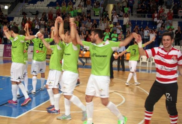 Celebración pase a las semifinales (Copiar)