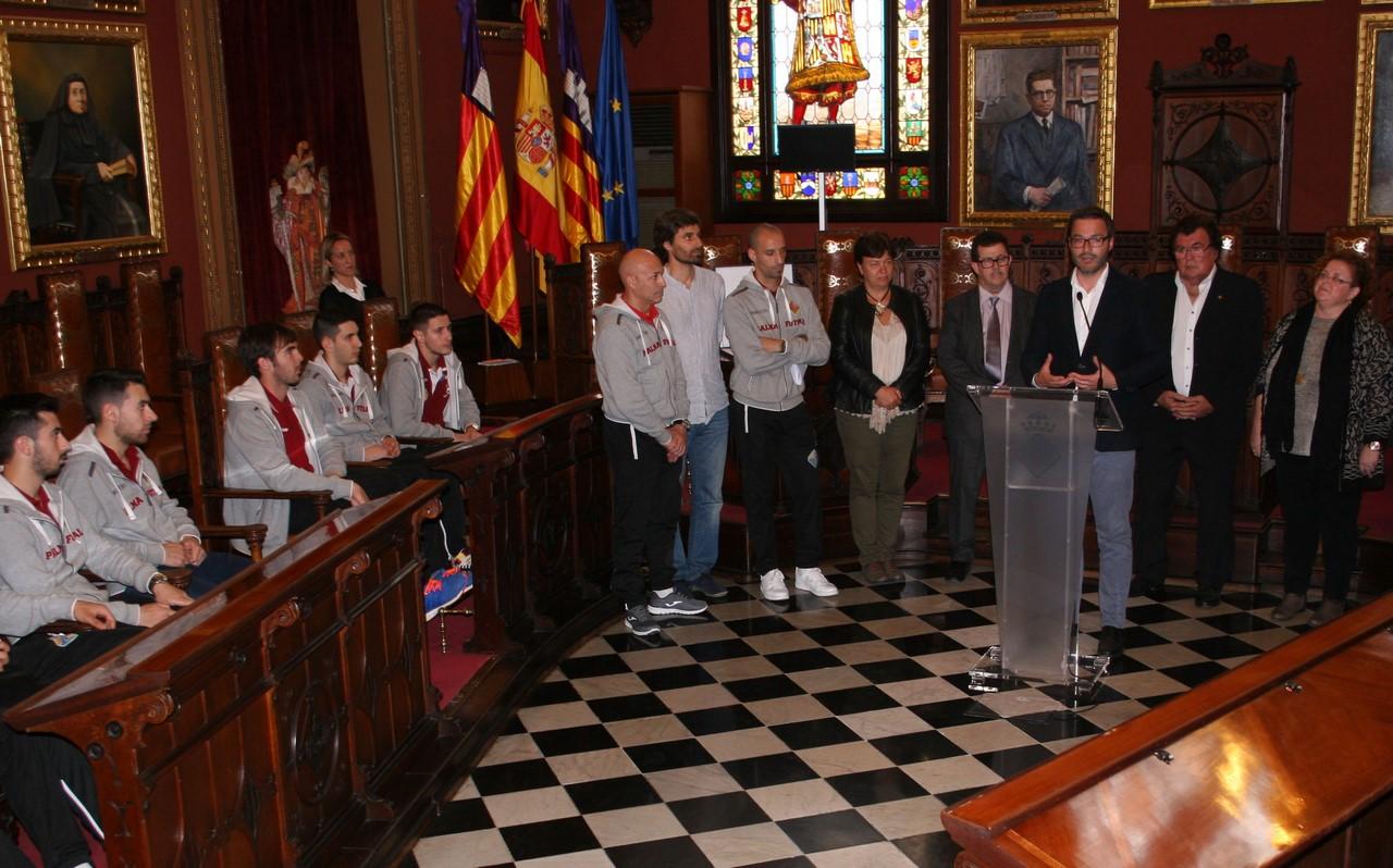 Discurso del alcalde, José Hila (Copy)