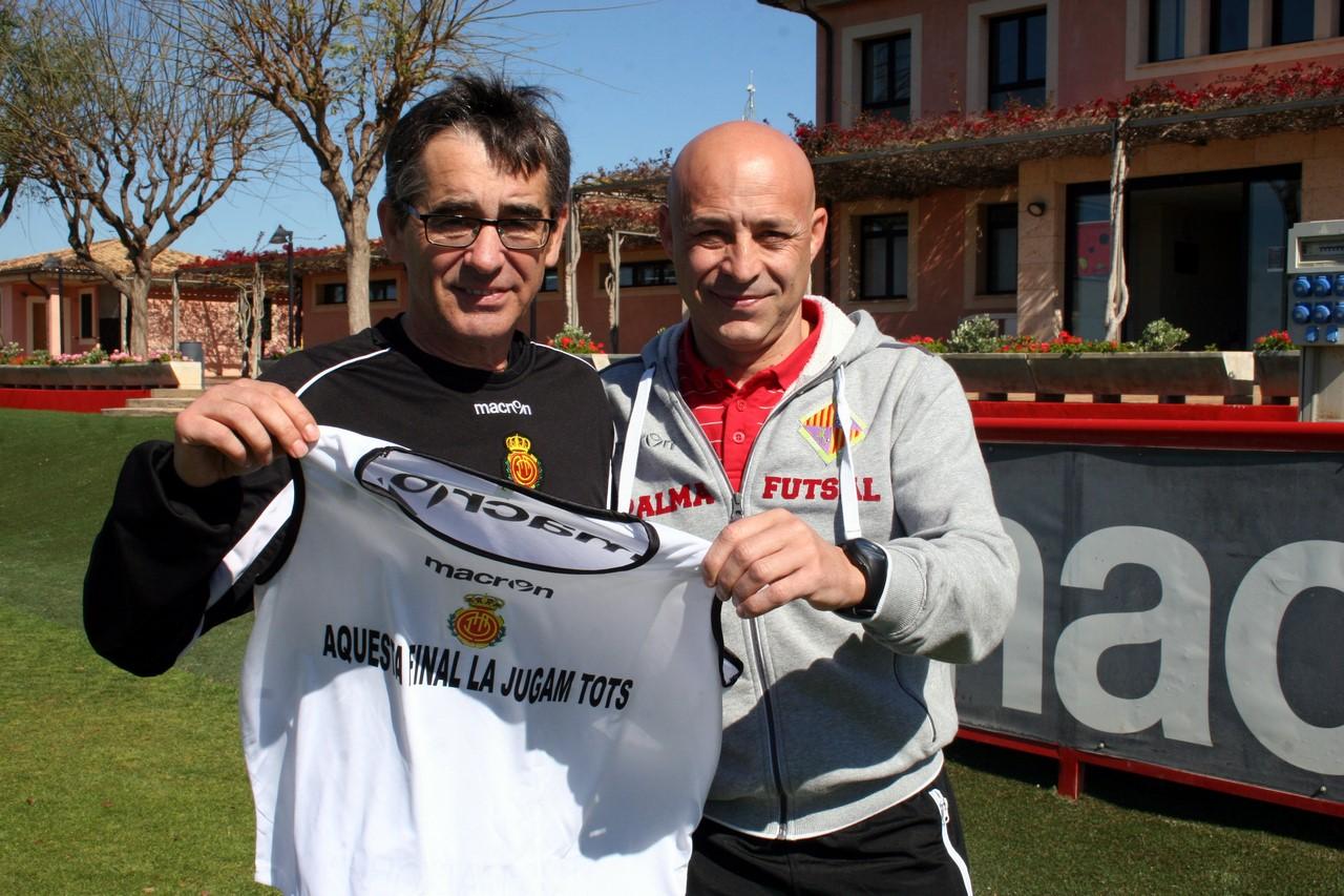 Fernando Vázquez y Juanito (Copy)