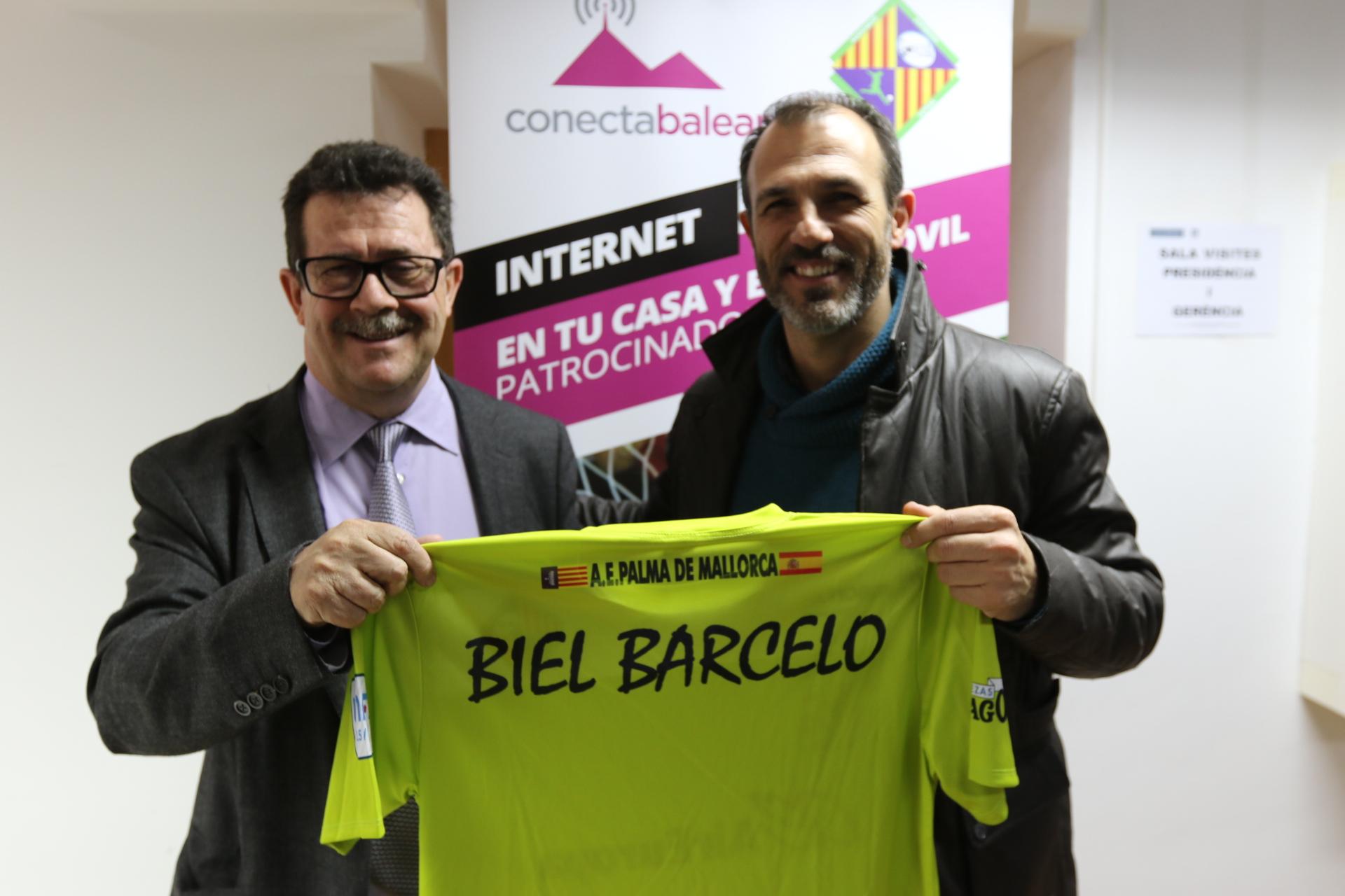 Miquel Jaume y Biel Barceló